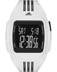 adidas Originals - Unisex Duramo Lcd Watch - Lyst