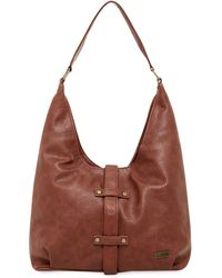 Roxy - Scarlet Air Hobo Bag - Lyst