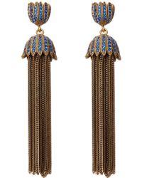 Loren Hope - Ayay Tassel Drop Earrings - Lyst