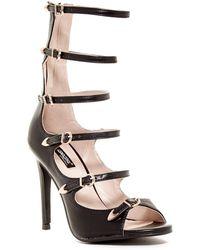 Elegant Footwear - Bibi High Heel Gladiator Sandal - Lyst