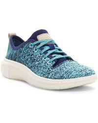 BLUPRINT - La Costa Knit Sneaker - Lyst