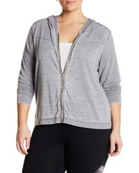 Balance Collection - Juniper Jacket (plus Size) - Lyst
