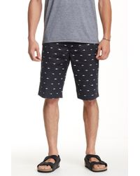 Retrofit - Printed Short - Lyst
