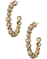 Karen Kane - Summer Solstice Hoop Earrings - Lyst