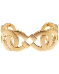 Cole Haan - Logo Cuff Bracelet - Lyst