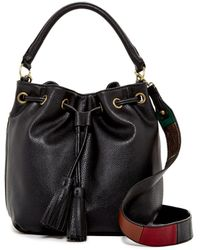 Carlos By Carlos Santana - Libra Faux Leather Bucket Bag - Lyst