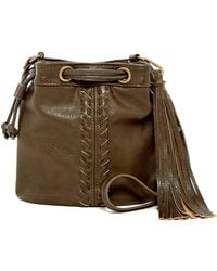 Carlos By Carlos Santana - Sadie Mini Drawstring Bag - Lyst