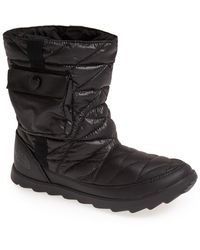 The North Face - 'thermoball(tm)' Water Resistant Boot (women) - Lyst