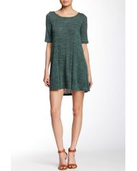 Everleigh - Shirt Dress - Lyst