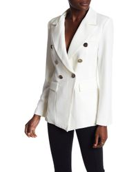 Elliatt - Beyond Double-breasted Blazer - Lyst