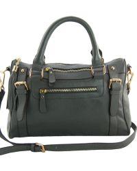 Erica Anenberg | Venteux Genuine Leather Satchel | Lyst