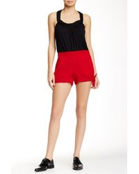 Ella Moss - Side Tie Short - Lyst