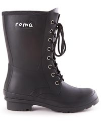 Roma - Epaga Matte Waterproof Rain Boot - Lyst