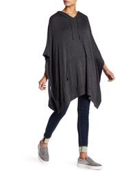 Riller & Fount - Otto Hooded Poncho - Lyst