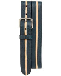 Caputo & Co. - . Leather Belt - Lyst