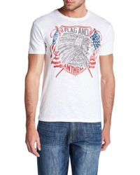 Flag & Anthem - Native Flags Short Sleeve Tee - Lyst