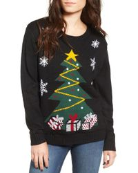 Love By Design - Light-up Tree Christmas Jumper - Lyst