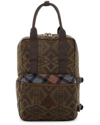 Pendleton - Timberline Twill Backpack Tote - Lyst