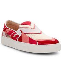 Giambattista Valli | Jacquard Slip-on Sneaker | Lyst