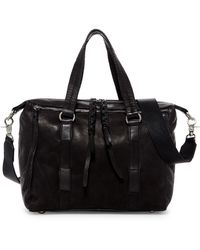 Treesje - Gisele Medium Leather Satchel - Lyst