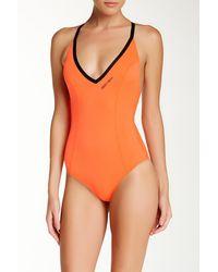 Jimmy Choo - Intero One-piece Swimsuit - Lyst