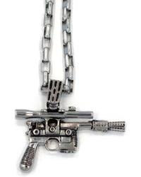 Han Cholo - Hc Blaster Pendant Necklace - Lyst