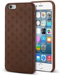 Original Penguin - Brown Penguin Iphone 6/6s Case - Lyst