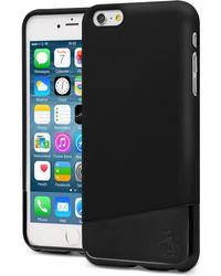 Original Penguin - Black Iphone 6 Plus Angle Slide-in Case - Lyst