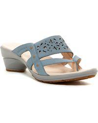 Merrell - Veranda Ribbon Heel Sandal - Lyst