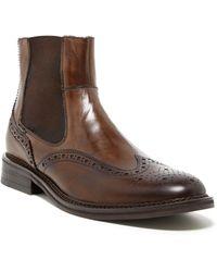 Joe's Jeans - Brody Wingtip Chelsea Boot - Lyst