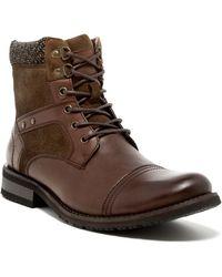 Joe's Jeans - Adams Leather Boot - Lyst