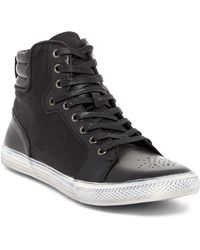 Joe's Jeans - Jumps High Top Trainer - Lyst