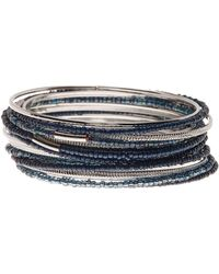 Joe Fresh - Multi Bangle Bracelet - Lyst