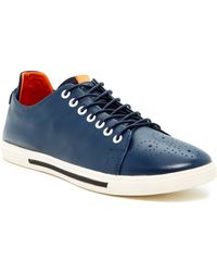 Joe's Jeans - Viola Leather Trainer - Lyst