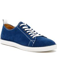 Joe's Jeans - Rumba Perforated Trainer - Lyst