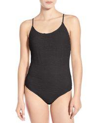 Billabong - 'lacy Daze' Bodysuit - Lyst