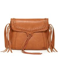 Big Buddha - Carson Whipstitch Crossbody - Lyst