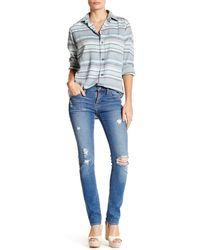 Jean Shop - Slim Straight Fit Jean - Lyst