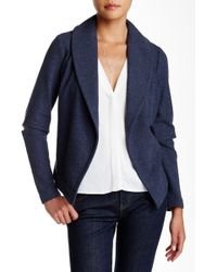 Plenty by Tracy Reese - Shawl Collar Jacket - Lyst