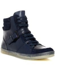 Kenneth Cole Reaction - Brand Central High-top Sneaker - Lyst