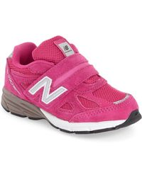 New Balance - '990' Trainer (baby, Walker & Toddler) - Lyst