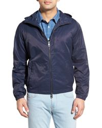 Lanai Collection - 'vanguard' Water Resistant Hooded Jacket - Lyst