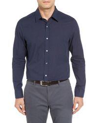 Lanai Collection - Plaid Sport Shirt - Lyst