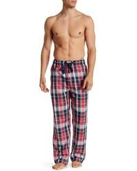 Lucky Brand - Americana Plaid Woven Pant - Lyst