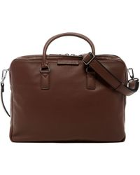 Marc By Marc Jacobs - Leather Briefcase - Lyst
