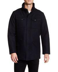 Victorinox - Highlander Concealed Hood Coat - Lyst