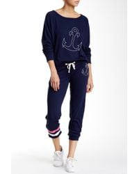 Macbeth Collection - Anchor Sweatpant - Lyst