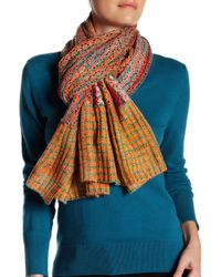 Michael Stars - Blended In Colour Scarf - Lyst