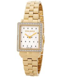 Nina Ricci - Women's Quilted Box Watch - Lyst