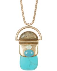Danielle Nicole - Full Sunrise Necklace - Lyst